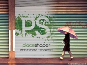 placeshaper shop branding